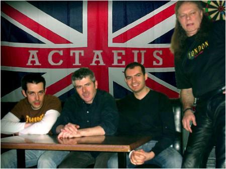 Actaeus [groupe dissout]